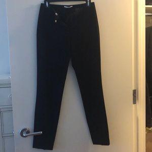 T Tahari Black Suiting Pants